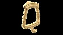 Valsan PL102GD Luxis 24K Gold Robe Hook