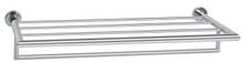 Valsan PX154CR Axis Chrome Towel Rack