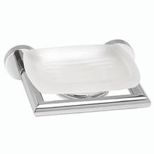 Valsan PX335CR Axis Chrome Soap Dish Holder