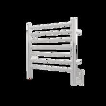 "Amba RWHS-SP Radiant Small Hardwired Electric Towel Warmer - 20 3/8"" W x 21 1/4"" H - Polished"