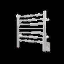 "Amba RWHS-SB Radiant Small Hardwired Electric Towel Warmer - 20 3/8"" W x 21 1/4"" H - Brushed"