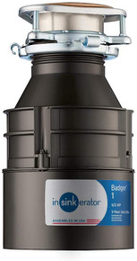 InSinkErator Badger 1 Garbage Disposal 1/3 HP