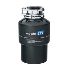InSinkErator Contractor 333 with Cord Garbage Disposal 3/4 HP