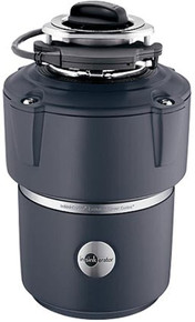 InSinkErator Pro Cover Control Plus Garbage Disposal with Cord 7/8 HP