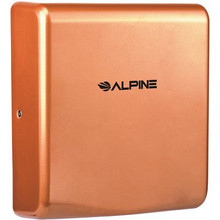 Alpine 405-10-COP WILLOW High Speed Commercial Hand Dryer, 120V, Coffee