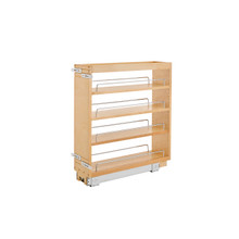 Rev-A-Shelf 448-BC-6C 6.5 in Base Cabinet Organizer - Natural