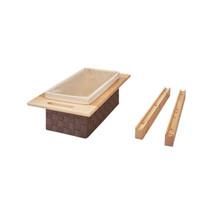 "Rev-A-Shelf 4WV-15MP 15"" Woven Basket w/Maple Rails - Natural"