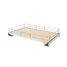Rev-A-Shelf 5330-33BCSC-MP 33 in. Pullout Baskets w/Soft-Close - Natural