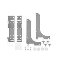 Rev-A-Shelf 5WB-DMKIT Door mounting Kit - Silver