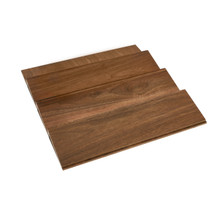 Rev-A-Shelf 4SDI-WN-18-1 16 in Wood Spice Drawer Insert - Walnut