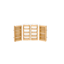 Rev-A-Shelf 4WBP18-25-KIT Swing Out Pantry Kit - Natural