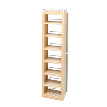 Rev-A-Shelf 4WSP18-57 57 in Internal Swing Out Pantry Only - Natural