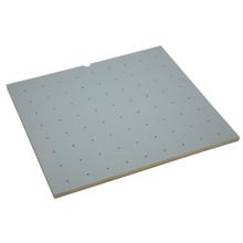 Rev-A-Shelf 4DPBG-2421-1 Gray 24 x 21 Vinyl Peg Board