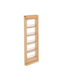Rev-A-Shelf 432-WF36-3C 3 in. W x 36 in. H Pull-Out Between Cabinet Wall Filler - Natural