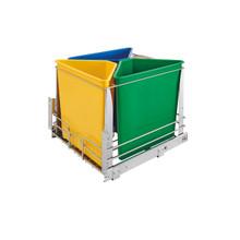 Rev-A-Shelf 5BBSC-WMDM24-C Recycling Center - White
