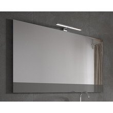 Lucena Bath 3138 32 in W x 20 in. H Grey Vision Mirror