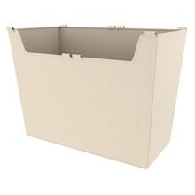 Rev-A-Shelf CBLSL-241417-T-1 Tan Basket Liner for Sidelines Closet Basket