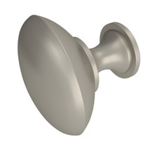 Rev-A-Shelf CKBSL-31-SN-1 Satin Nickel Door Knob