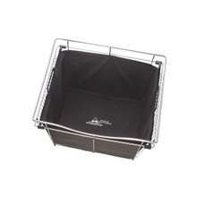 Rev-A-Shelf CHBI-241618-1 24 in Black Hamper Bag Insert