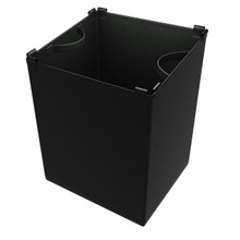 Rev-A-Shelf CTOHB-16-I-1 16 in Single cloth Insert for Tilt Out Hamper - Black