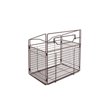 Rev-A-Shelf CTOHB-211319-ORB-52 21 in Oil Rubbed Bronze Tilt Out Hamper Basket