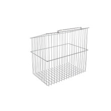 Rev-A-Shelf CTOHBSL-211419-CR-1 Closet Tilt Out Hamper Basket (Chrome)
