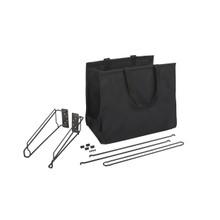 Rev-A-Shelf CTOHSL-30-1 30 in Cloth Tilt Out Hamper - Black