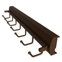 Rev-A-Shelf CSWBRSL-14-BZ-1 14 in Premiere Swivel Belt Rack - Bronze