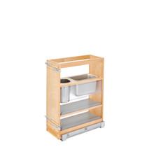 Rev-A-Shelf 445-VCG25-8 25 in x 8 in Vanity Grooming Organizer - Natural