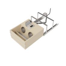 Rev-A-Shelf 4VOD-18SC-1 16.5 in Vanity Outlet Drawer - Natural