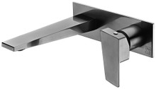 ALFI AB1472-BN Brushed Nickel Wall Mounted Bathroom Faucet