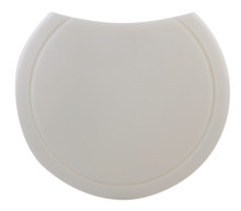 ALFI AB30PCB Round Polyethylene Cutting Board for AB1717