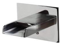 ALFI AB5901-PC Polished Chrome Waterfall Tub Filler