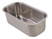 ALFI AB60SSC Stainless Steel Colander Insert for AB50WCB