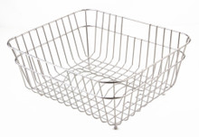 ALFI AB65SSB Stainless Steel Basket for Kitchen Sinks
