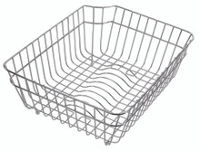 ALFI AB70SSB Stainless Steel Ktichen Dish Rack Basket for AB3520DI