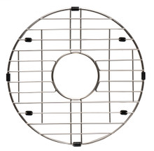 ALFI Round Stainless Steel Grid for ABF1818R