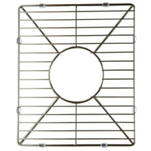 ALFI Stainless steel kitchen sink grid for small side of AB3618DB. AB3618ARCH