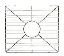 ALFI Stainless steel kitchen sink grid for AB3918DB, AB3918ARCH