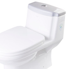EAGO R-222LID Replacement Ceramic Toilet Lid for TB222