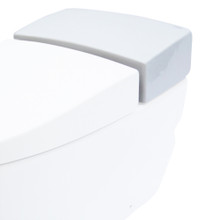 EAGO R-340LID Replacement Ceramic Toilet Lid for TB340