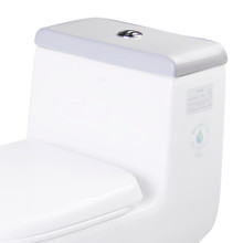 EAGO R-351LID Replacement Ceramic Toilet Lid for TB351