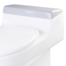 EAGO R-352LID Replacement Ceramic Toilet Lid for TB352