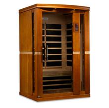 "Dynamic Saunas ""Vittoria"" 2-person Low EMF Far Infrared Sauna"
