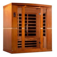 "Dynamic Saunas ""Bergamo"" 4-person Low EMF Far Infrared Sauna"