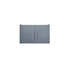 "Lexora Geneva 30"" Dark Grey Vanity Cabinet Only"