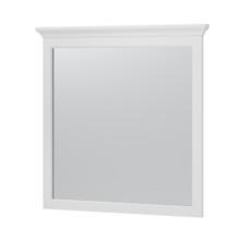 """Hollis 32"""" Framed Mirror - White"""