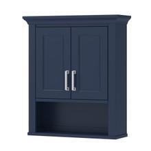 """Lawson 24"""" Wall Cabinet - Aegean Blue"""