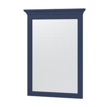 """Lawson 24"""" Framed Mirror - Aegean Blue"""