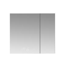 "Lexora Savera 36"" Wide x 32"" Tall LED Medicine Cabinet w/ Defogger"